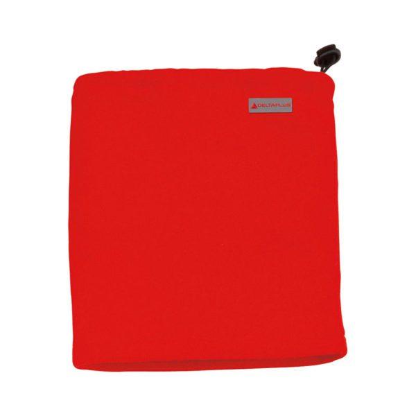 bufanda-deltaplus-polar-chamonix-rojo
