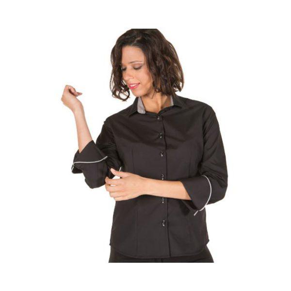 camisa-garys-2496-negro-gris