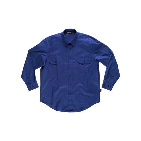 camisa-workteam-b8200-azulina