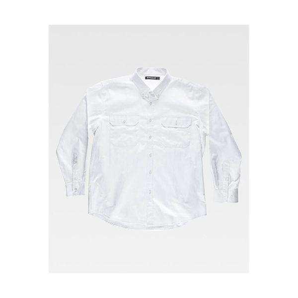 camisa-workteam-b8300-blanco