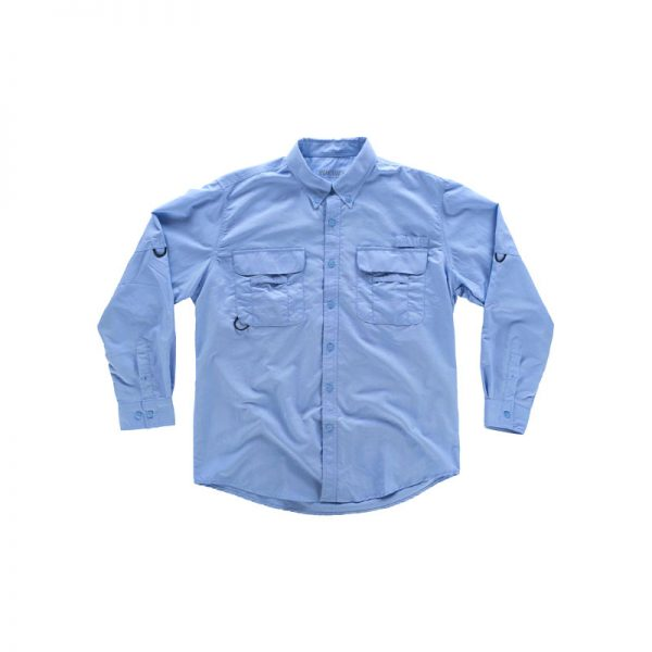 camisa-workteam-b8500-azul-celeste
