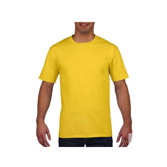 camiseta-gildan-premium-4100-amarillo-margarita