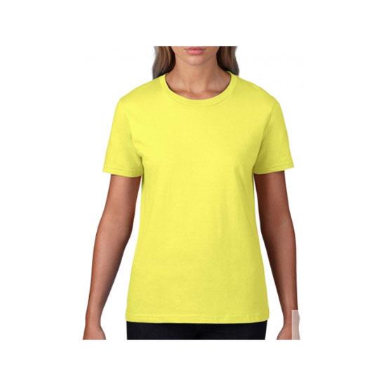 camiseta-gildan-premium-4100l-amarillo-maiz