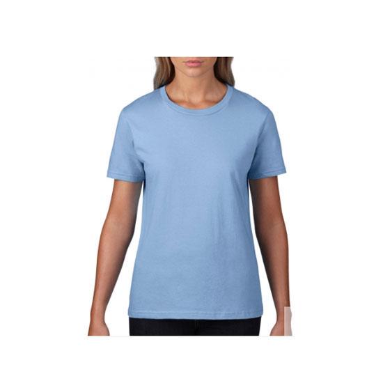camiseta-gildan-premium-4100l-azul-claro