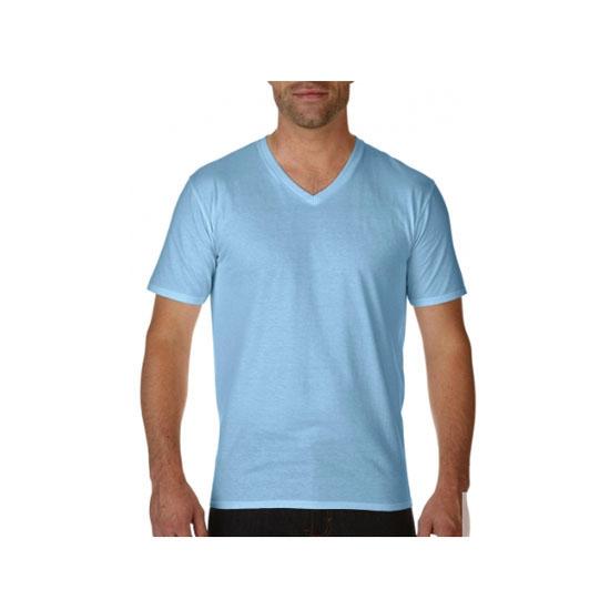 camiseta-gildan-premium-41v00-azul-claro
