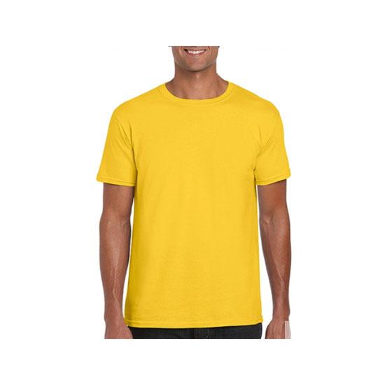 camiseta-gildan-softstyle-ring-spun-64000-amarillo-margarita