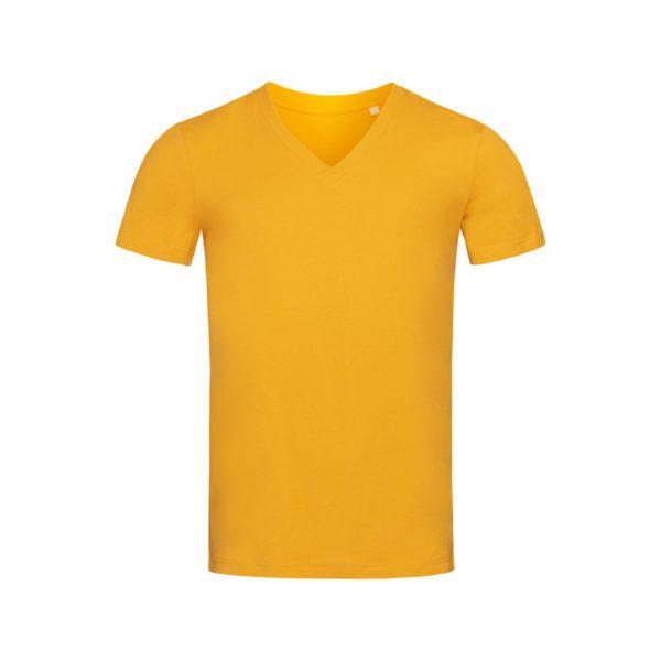 camiseta-stedman-st9210-organica-james-cuello-v-hombre-amarillo-indio