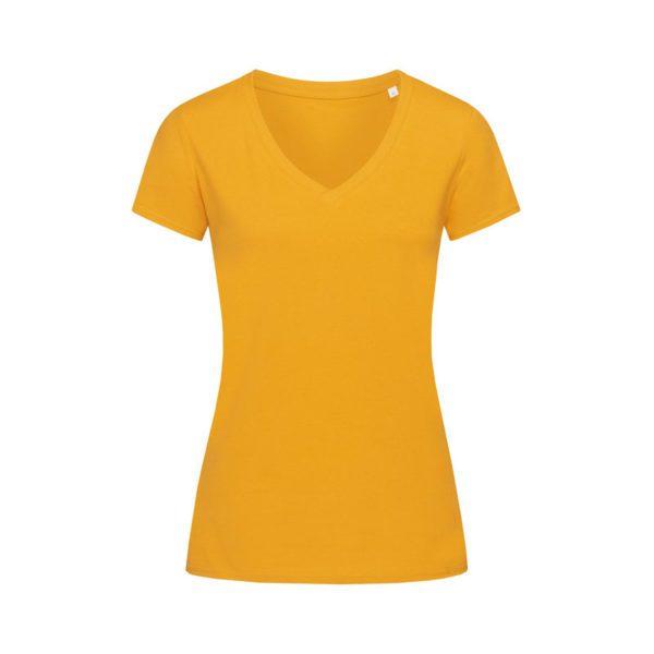 camiseta-stedman-st9310-organica-janet-cuello-v-mujer-amarillo-indio
