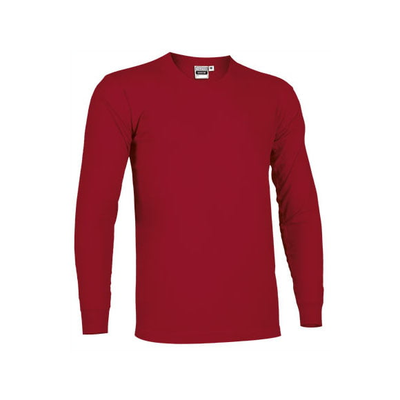 camiseta-valento-manga-larga-arrow-rojo