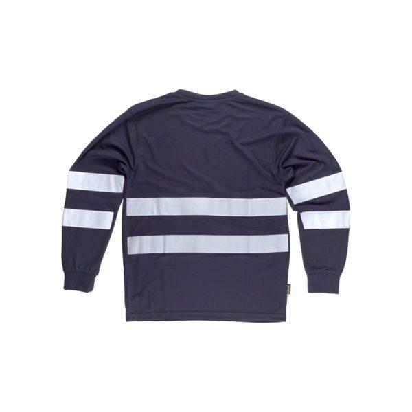 camiseta-workteam-alta-visibilidad-c3938-azul-marino-2