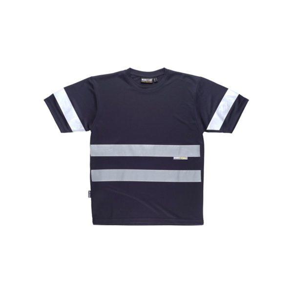 camiseta-workteam-alta-visibilidad-c3939-azul-marino
