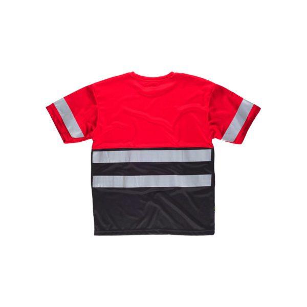camiseta-workteam-alta-visibilidad-c3940-rojo-negro-2
