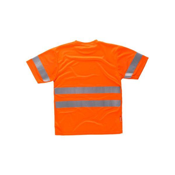 camiseta-workteam-alta-visibilidad-c3945-naranja-fluor