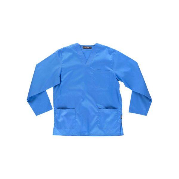casaca-workteam-b9210-azul-celeste