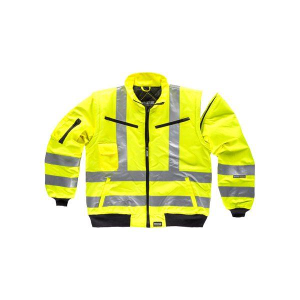 cazadora-workteam-alta-visibilidad-desmontable-c3720-amarillo-fluor