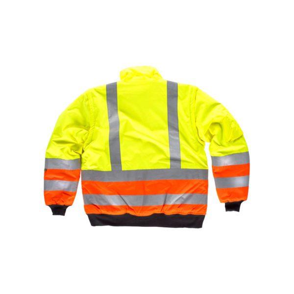 cazadora-workteam-alta-visibilidad-desmontable-c3736-amarillo-naranja-2