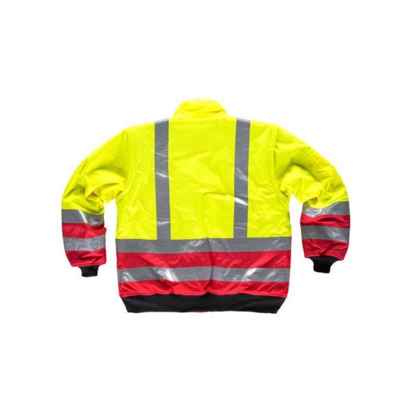 cazadora-workteam-alta-visibilidad-desmontable-c3740-rojo-amarillo