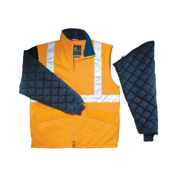 chaleco-deltaplus-alta-visibilidad-freewayhv-naranja-fluor