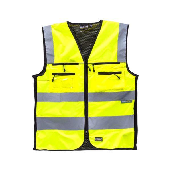 chaleco-workteam-alta-visibilidad-c2901-amarillo-fluor-negro