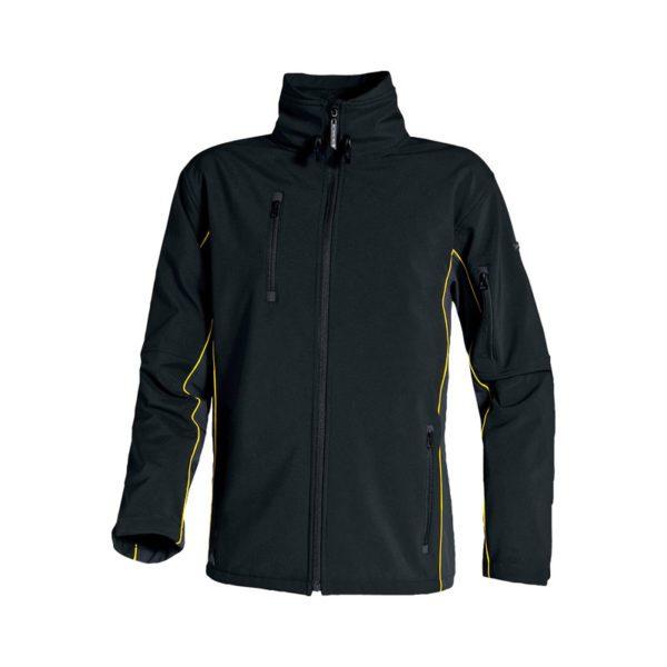 chaqueta-deltaplus-horten-negro-amarillo