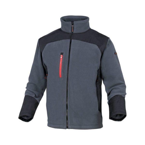 chaqueta-deltaplus-polar-brighton-gris-negro