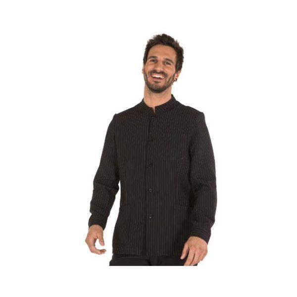 chaqueta-garys-9634-gris-raya
