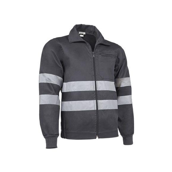 chaqueta-valento-alta-visibilidad-mirca-gris-carbon