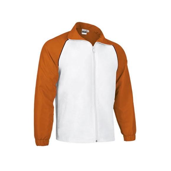 chaqueta-valento-deportiva-match-point-chaqueta-naranja-blanco-negro