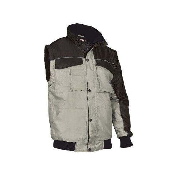 chaqueta-valento-scoot-negro-beige