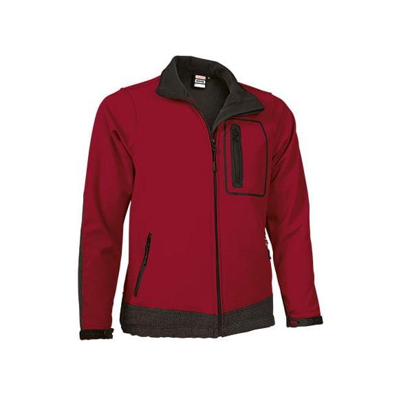 chaqueta-valento-softshell-batavia-rojo-negro