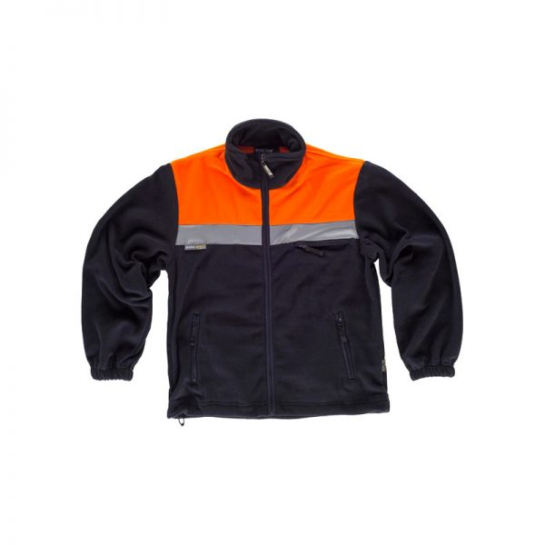 chaqueta-workteam-alta-visibilidad-c4020-azul-marino-naranja