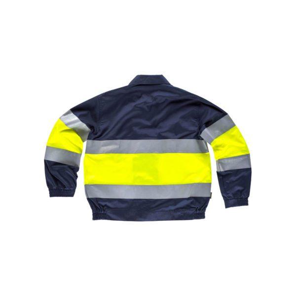 chaqueta-workteam-alta-visibilidad-c4110-azul-marino-amarillo