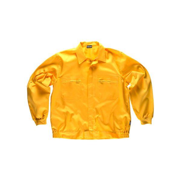 chaqueta-workteam-b1102-amarillo
