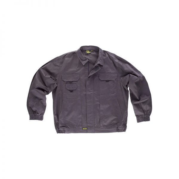 chaqueta-workteam-wf1000-gris