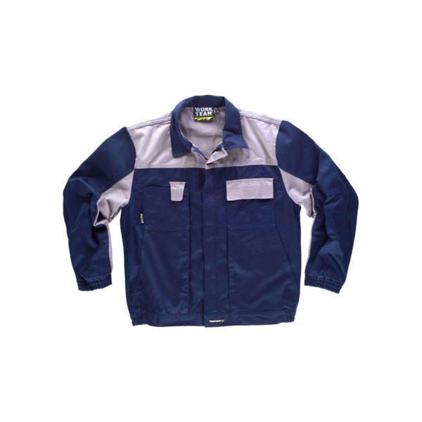 chaqueta-workteam-wf1100-azul-marino-gris
