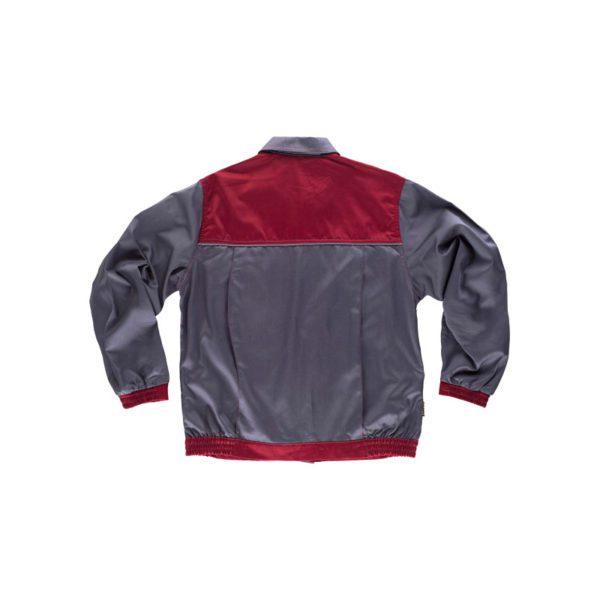 chaqueta-workteam-wf1852-gris-granate