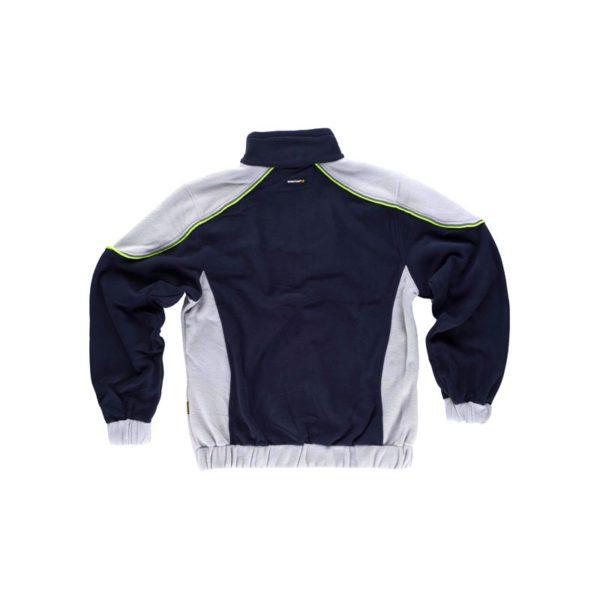 chaqueta-workteam-wf5857-azul-marino-gris-claro