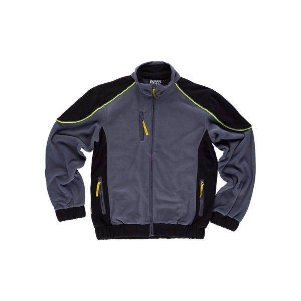 chaqueta-workteam-wf5857-gris-oscuro-negro