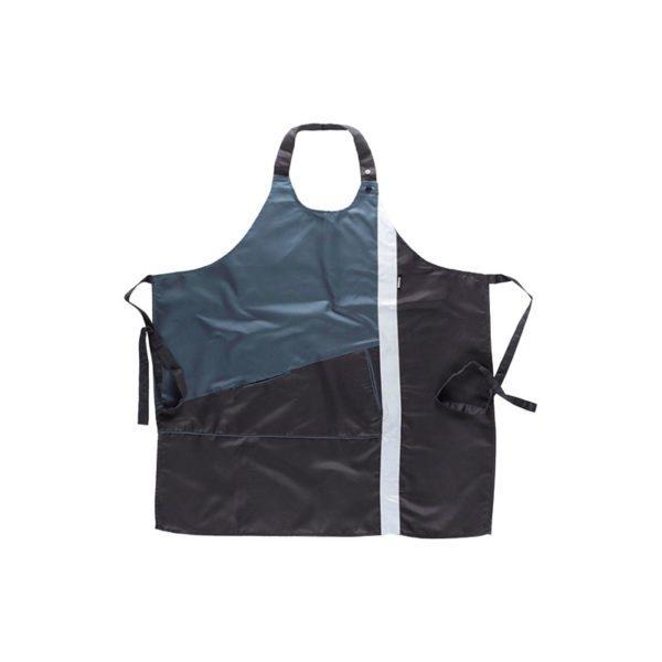 delantal-workteam-m530-negro-gris
