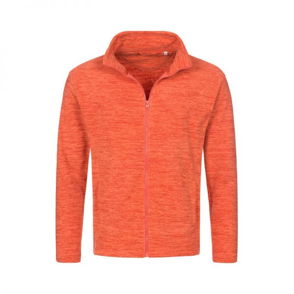 forro-polar-stedman-st5060-active-melange-naranja-marengo