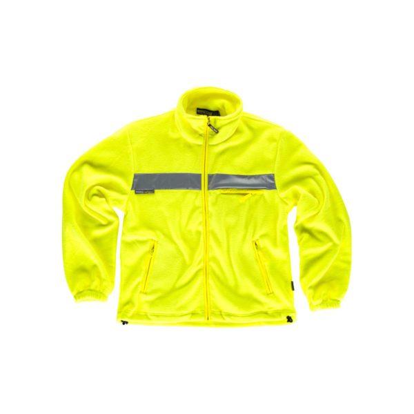 forro-polar-workteam-alta-visibilidad-c4040-amarillo-fluor