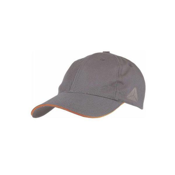 gorra-deltaplus-verona-gris-naranja