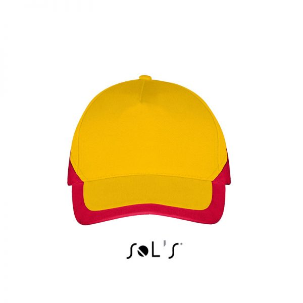 gorra-sols-booster-amarillo-rojo
