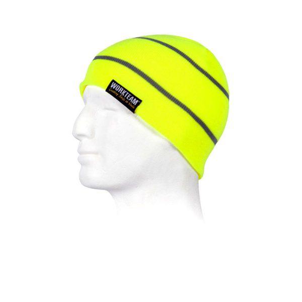 gorro-workteam-alta-visibilidad-wfa916-amarillo-fluor