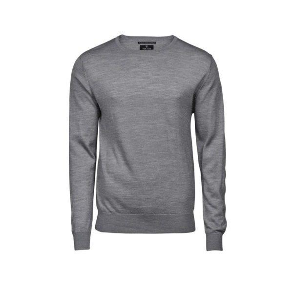 jersey-tee-jays-6000-gris-claro
