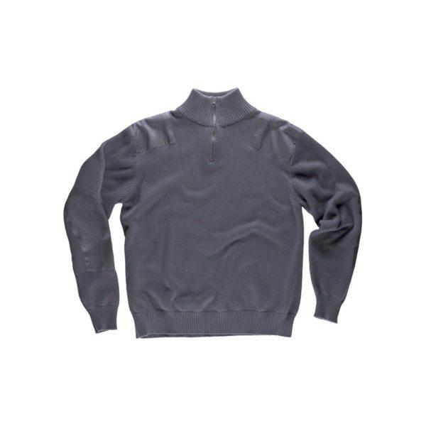 jersey-workteam-s5501-gris