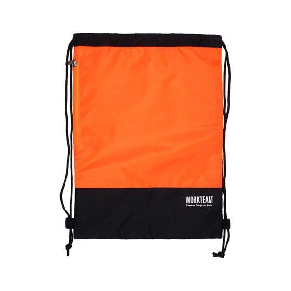 mochila-workteam-wfa404-naranja-fluor