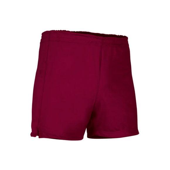 pantalon-corto-valento-college-granate