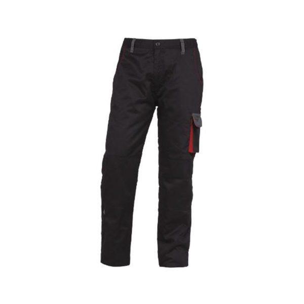pantalon-deltaplus-dmachpaw-negro-rojo