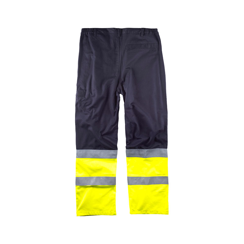 Pantalon Workteam Alta Visibilidad B1491 Workima